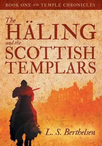 Haling and the Scottish Templars Cover