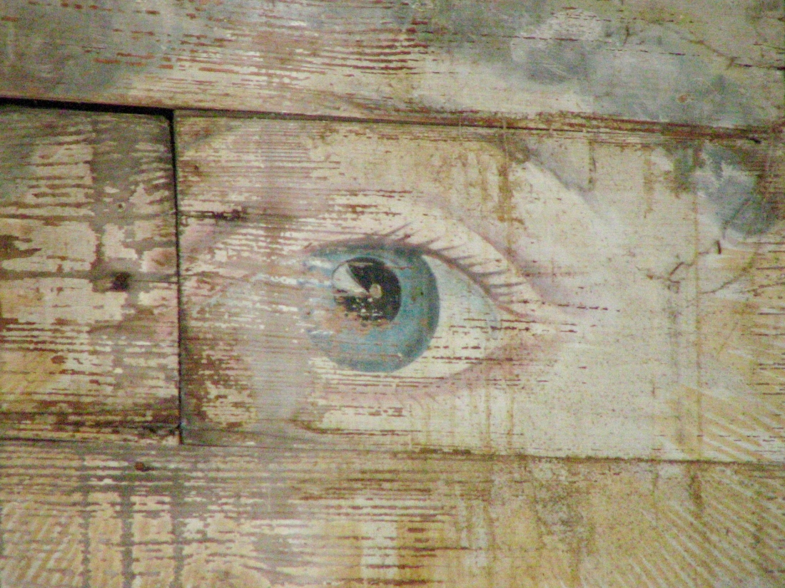 all seeing eye, Texas history, San Felipe de Austin