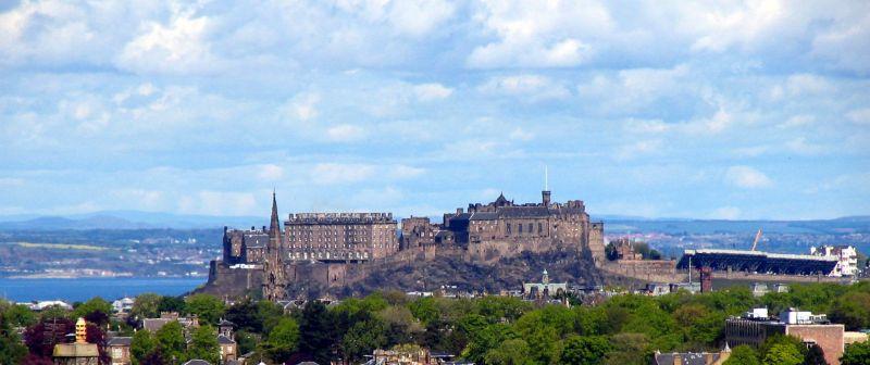 Edinburgh, Scotland. medieval history,
