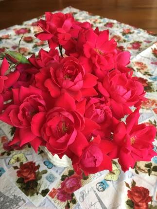 Roses, L.S. Berthelsen, Simple pleasures, inner light