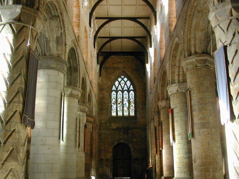 Scotland, Dunfermline Abbey, L.S. Berthelsen, Linda Berthelsen, blog, Templars, medieval, mysticism