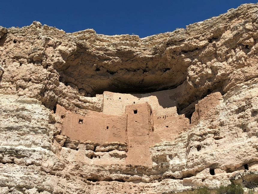 Montezuma's Castle, AZ, Sedona,