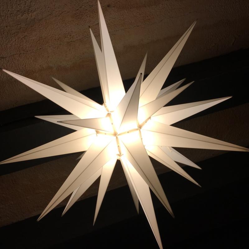 L.S. Berthelsen, Star, holidays, Moravian Brethren, Nativity, Light, Christmas