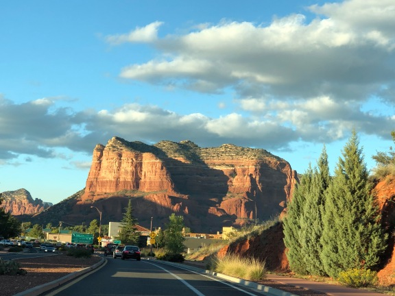Sedona, Courthouse Butte, Red Rocks