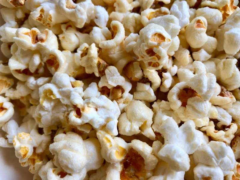 Popcorn, quantum physics, Mysticism, surviving change, L.S. Berthelsen, Transformation