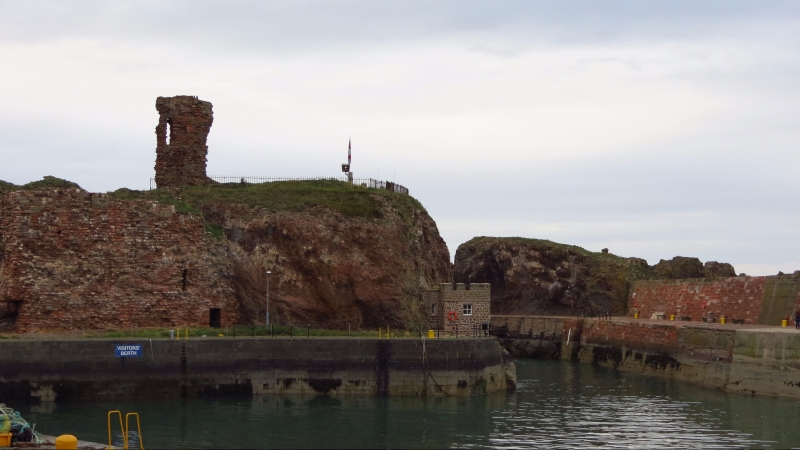 Dunbar, Scotland, L.S. Berthelsen, Linda Berthelsen, Häling and the Scottish Templars, Blog, tyranny, Scottish Wars Independence,