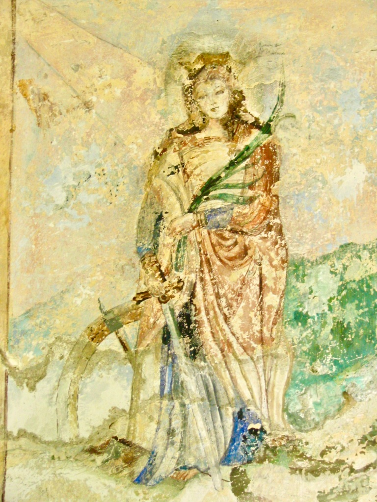Katreinkogel, Kärnten, Austria, L.S. Berthelsen, Linda Berthelsen, Templarsites, Templar History, Druids, Celts, St. Katherine of Alexandria, Gnosticism, Travels in Austria