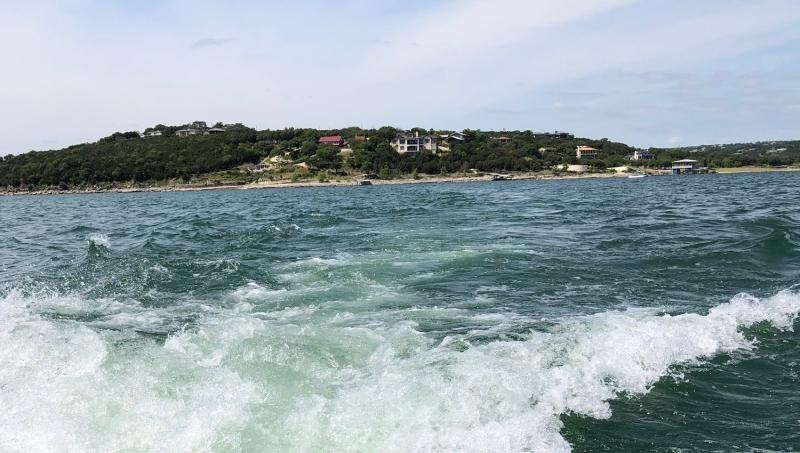 Deep breath, rough waters, storms, LSBerthelsen, writer, author, blog